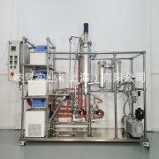 0.25平方不銹鋼分子蒸餾可視窗
