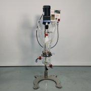 岐昱雙層玻璃反應釜QYSF-250mL